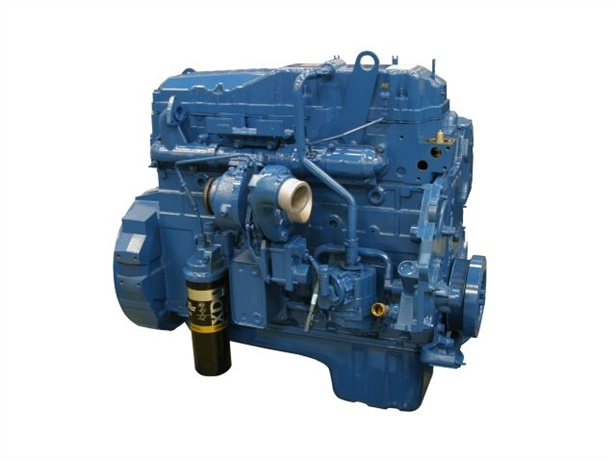 The remanufactured International MaxxForce DT 7.6L Running Complete diesel engine is available from Jasper Engines and Transmissions.