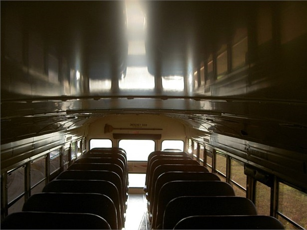 California lawmakers approved SB 1072, which would require school buses to be equipped with child-check alarms. Gov. Jerry Brown has until Sept. 30 to act on the bill. Stock photo by John Horton