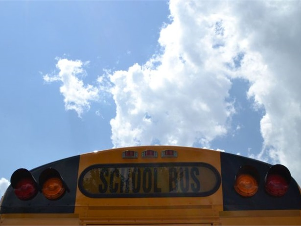 Electronic stability control still isn't required on school buses in the U.S., so adding the safety technology is still a proactive move. File photo