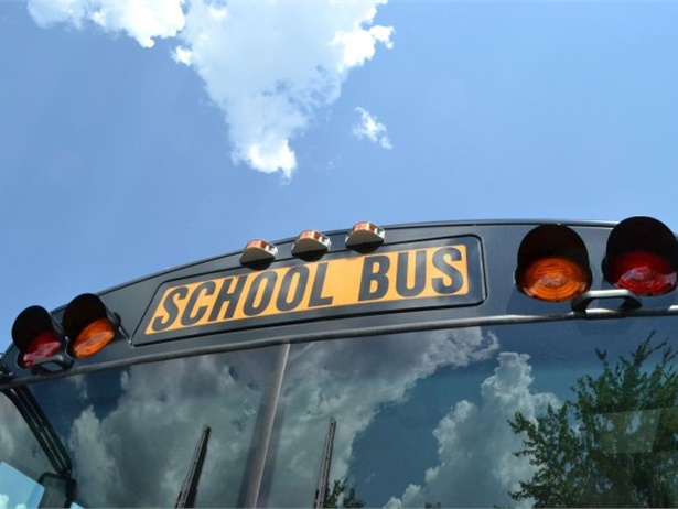 The National Association for Pupil Transportation provided feedback, including concerns about bus driver responsibility and more time added to trips, on a proposed requirement for a seat belt use warning system for rear seats. File photo