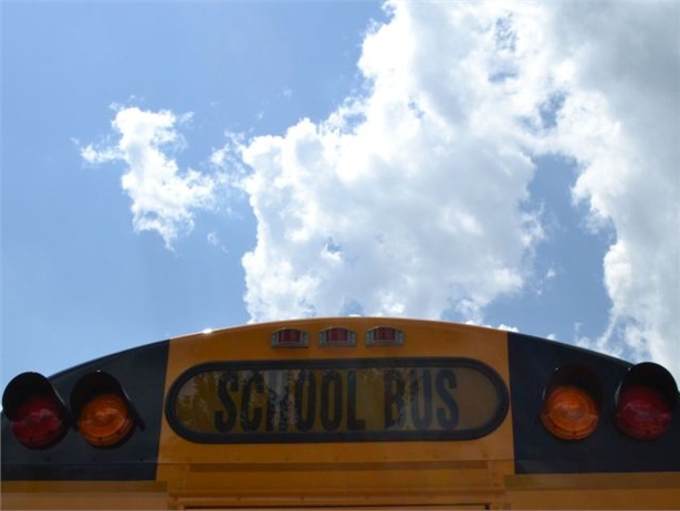 Seventeen school districts received rebates of up to $15,000 per new bus from the Mississippi Department of Environmental Quality.