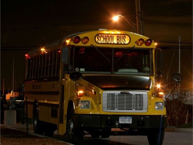Although tragic, the Indiana crash may be instructive of hazards such as lack of visibility while the industry continues to educate the public on the dangers of passing buses and distracted driving. File photo courtesy Barry Johnson