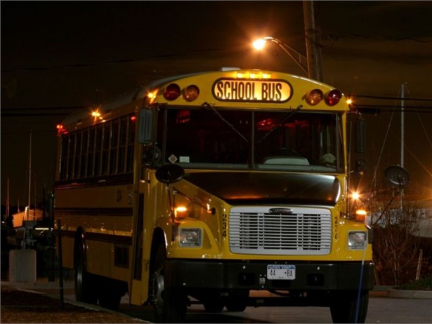 New York lawmakers are again considering bills that would bolster drug and alcohol testing for school bus drivers. File photo by Barry Johnson