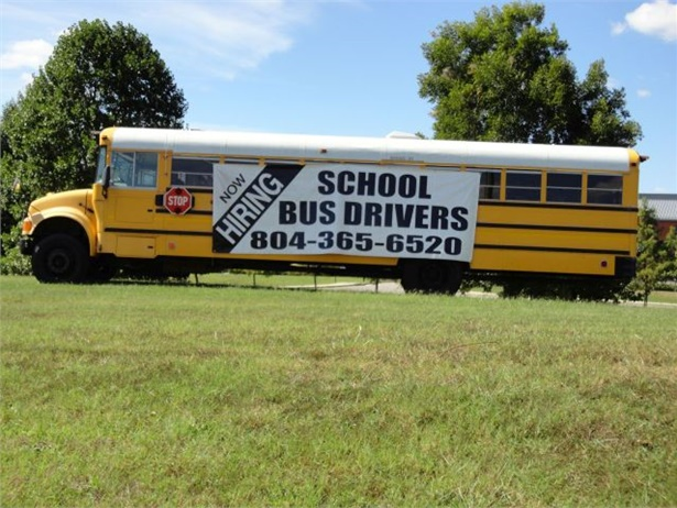 Virginia's House Bill 351 would require the state superintendent of public instruction to identify school systems with critical shortages and allow them to hire school retirees to drive while keeping their retiree pay. File photo courtesy Hanover County (Va.) Public Schools
