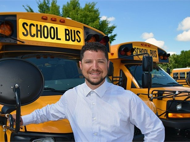 Oliver Baird is the new fleet manager for Atlanta Public Schools. He has managed large fleets for Tug Technologies and Coca-Cola.