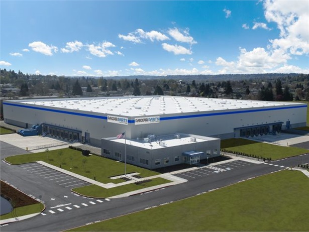PACCAR Parts' new 160,000 square-foot facility in Renton, Washington, stocks TRP parts for all makes of buses, in addition to trucks and trailers.