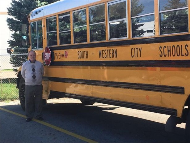 Tim Cox, South-Western City School District's transportation supervisor, has taken student safety seriously throughout his 10-year tenure at the district, especially as their needs expand.