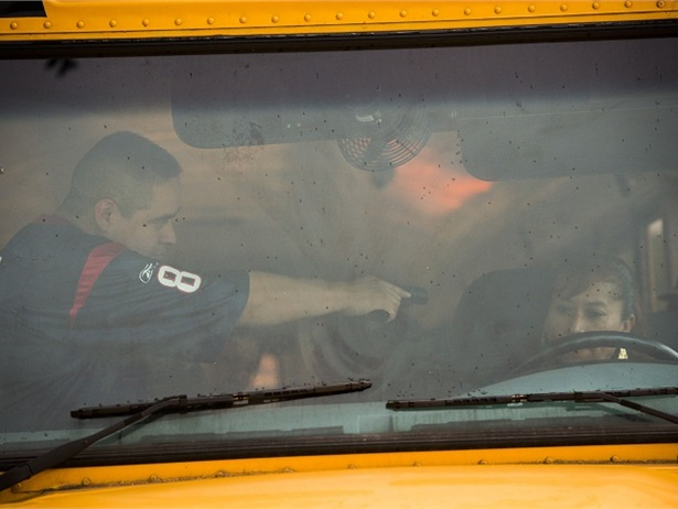 The training for Canastota Central (N.Y.) School District included a presentation from Armoured One and a hands-on mock active shooter incident.File photo from a Houston Independent SchoolDistrict active shooter training