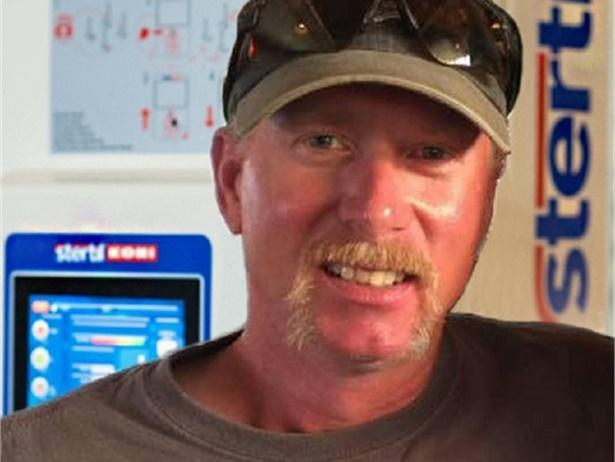 John Sliney will provide technical support and equipment training forStertil-Koni.