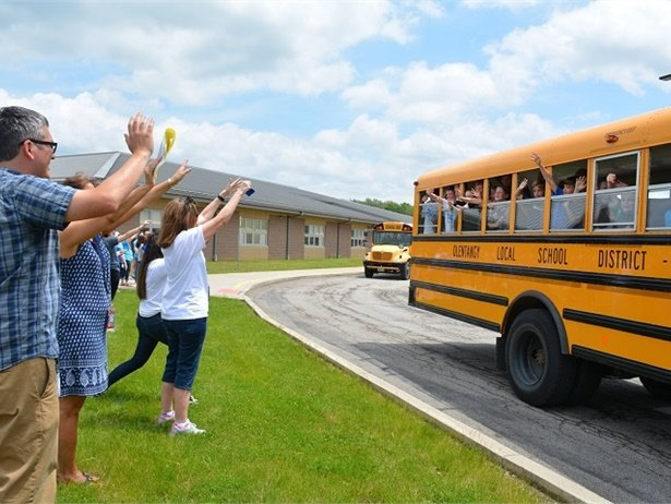 Lori Carter-Evans, the transportation director for Olentangy Local School District, says listening to and incorporating driver feedback is essential to creating effective routes and training programs. Photo courtesy Olentangy Local School District