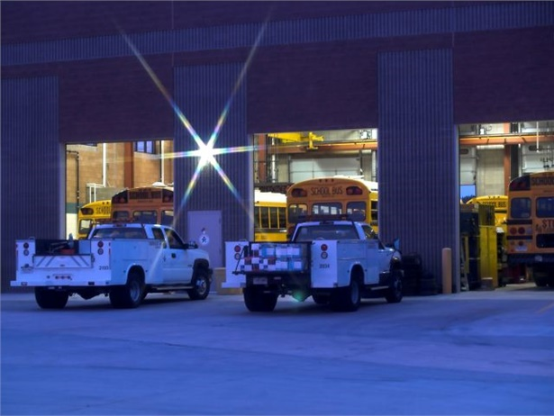 Transportation directors, managers, and maintenance personnel are asked to fill out School Bus Fleet's annual Maintenance Survey. Photo by John Horton