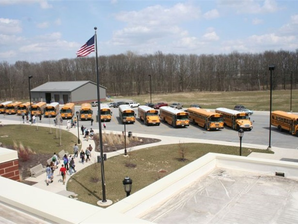 New research from Bellwether Education Partners analyzes challenges that districts and contractors face and pinpoints opportunities for improving service and cutting costs. File photo courtesy St. Mary's (Ohio) City Schools