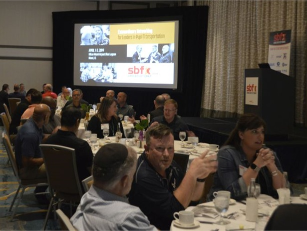 More than 30 public and private school bus operators and 25 supplier and manufacturer companies participated in School Bus Fleet ConneX, which was held in Miami, Florida, from April 1 to 3.