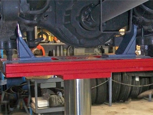 Stertil-Koni has introduced two new adapter kits tailored for its inground scissor and piston lifts.