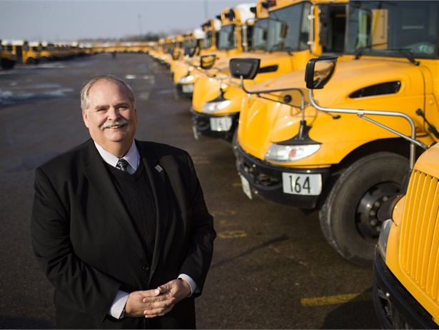 After 33 years of service to Columbus City Schools, Steve Simmons will officially retire on May 31.