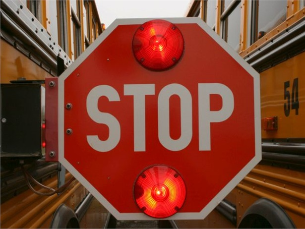 At Chattooga County (Ga.) School District, exterior cameras were installed on 15 school buses that cover routes with the highest stop-arm violation rates. File photo by Lois Cordes
