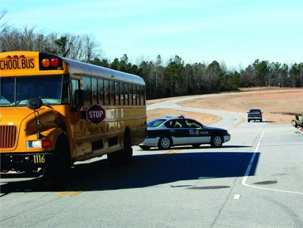 School bus stop-arm running will be the focus of a police enforcement effort in Kearney, Nebraska, over a two-week period. File photo