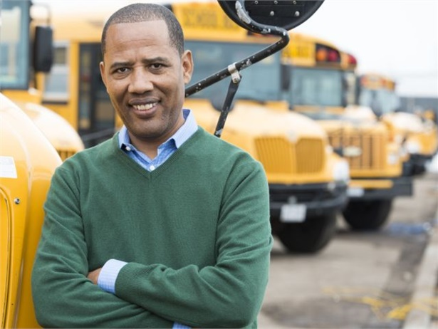 Metropolitan Transportation Network, led by President Tashitaa Tufaa, is transforming a 2-acre industrial property in north Minneapolis into a regional operations hub for its school buses.