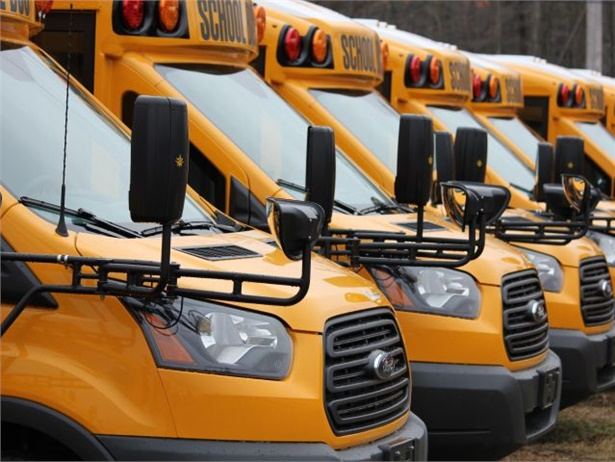 Logan Bus Co. purchased 55 new Trans Star Type A diesel school buses to upgrade and expand its fleet.
