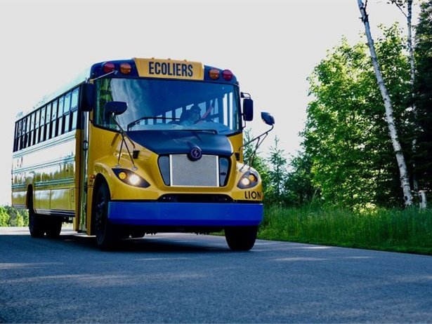 Keolis Canada has placed an order for 12 LionC school buses from The Lion Electric Co., bringing their total to 14.