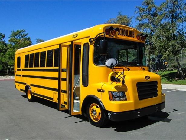 Creative Bus Sales oversaw an order for 18 new Starcraft eQuest XL electric school buses, slated for delivery to California districts this fall.