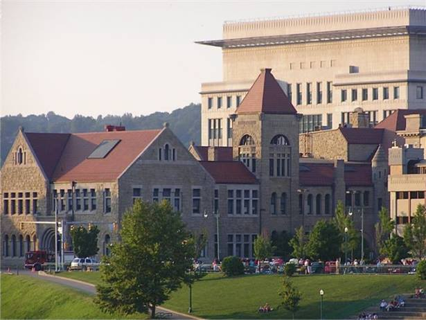 The 2016 Southeastern States Pupil Transportation Conference will be held in Charleston, West Virginia. Pictured is the Kanawha County Courthouse in Charleston.