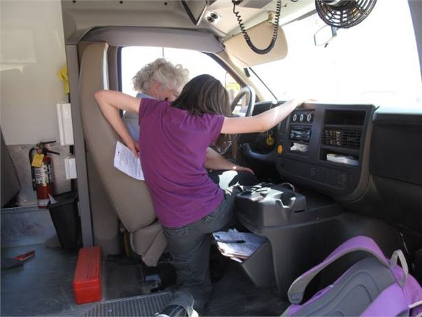 Albuquerque Public Schools' bus passengers are receiving training from their drivers on how to stop the vehicle if the driver becomes incapacitated.