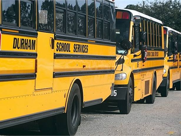 After the mass shooting in San Bernardino, California, that killed 14 people on Dec. 2, four Durham School Services drivers shuttled survivors from the scene to designated safe areas.