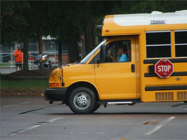 NSTA, which hosts the School Bus Driver International Safety Competition, announced rule changes that will go into effect for next year's event. Photo courtesy NSTA