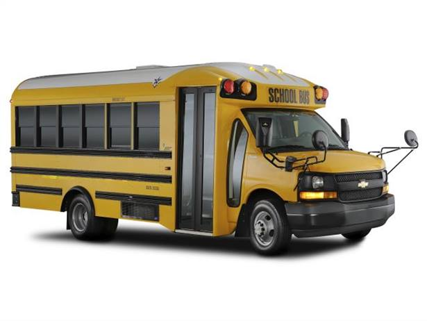 Trans Tech's SST school bus has gone through Altoona STURAA testing, with results including an average miles per gallon of 9.60.