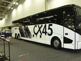 ABC had both the CX 35 and CX 45 on display at Marketplace. KRR Photography