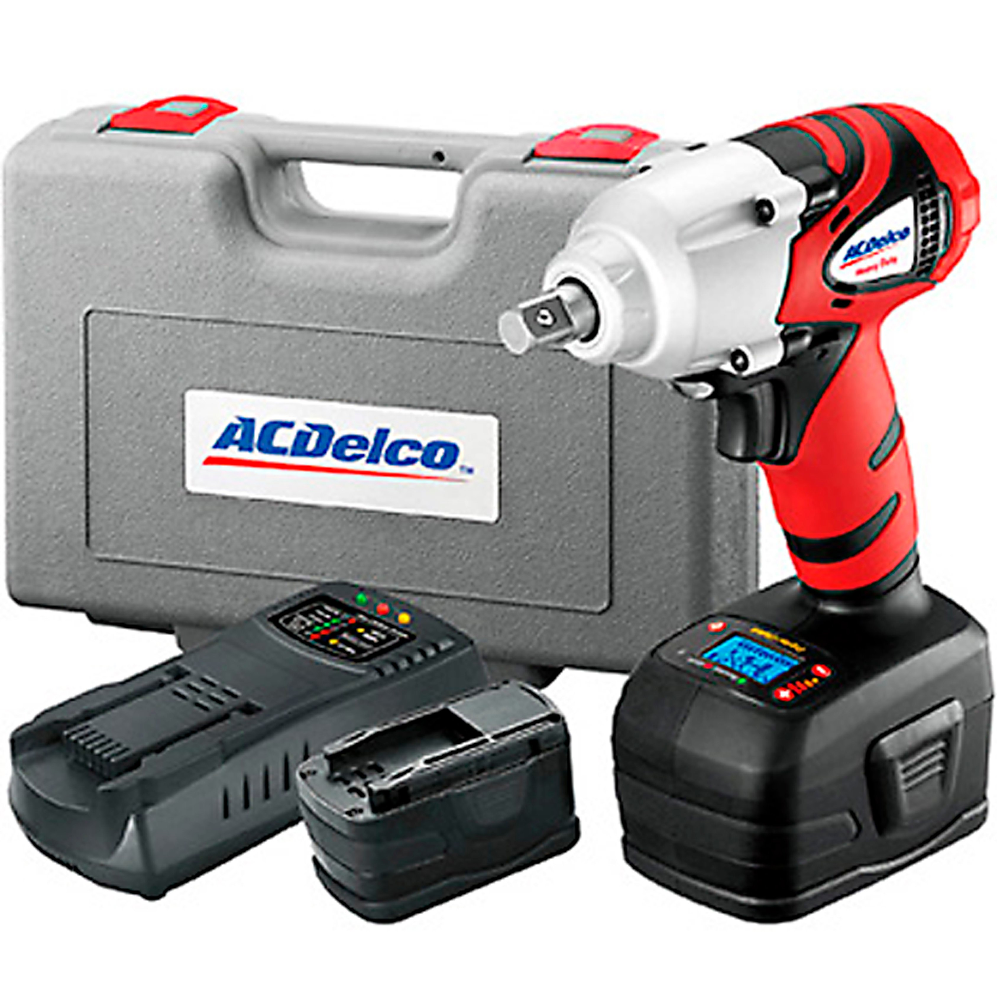 ACDelco Adds Impact Wrench