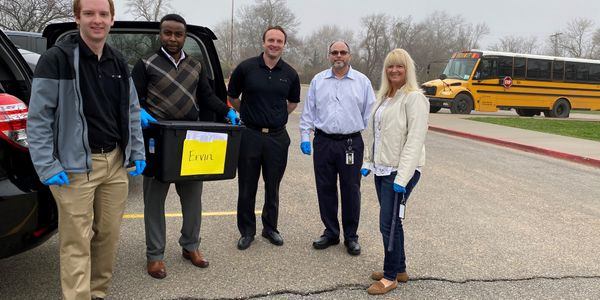Hickman Mills C-1 School District enlisted ALC Schools staff (shown here with Teresa Tanner,...