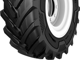 Alliance Introduces Agri Star II Radial Farm Tire Line