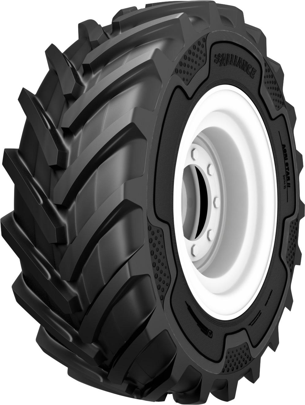 Alliance Introduces Agri Star II Radial Farm Tire Line