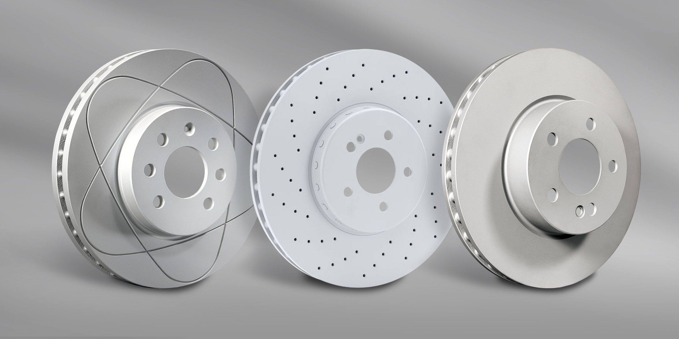 ATE Rotors Are Designed to Match Original Brake Requirements