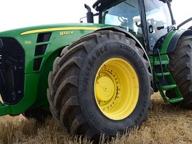 Alliance Offers Rebates on IF and VF Farm Tires