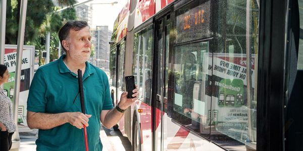 How high-tech tools can help improve transit access and accessibility