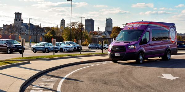 Akron METRO won $75,000 from the Paradox Prize to test its FlexRide program, a door-to-door,...