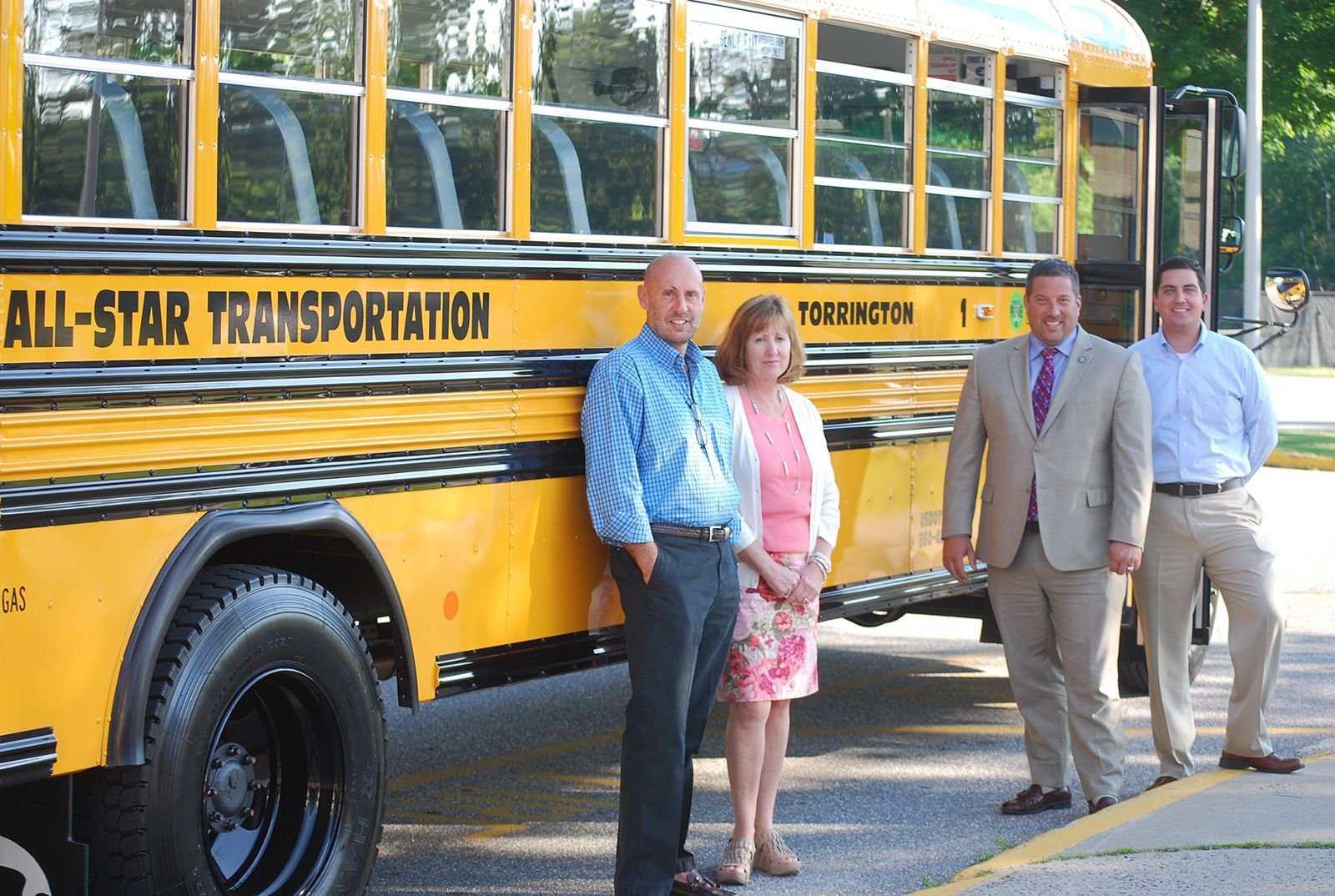 Connecticut district saves $200K with propane school buses