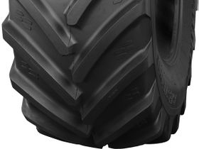 Alliance Agriflex Tire Carries 186% of the Load of a Regular Radial