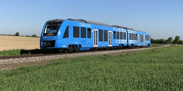 The Coradia iLint is the world's first regional passenger train to enter service equipped with...