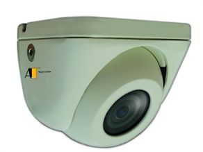 The new cameras added to AngelTrax's line of PeriOptic lens TR series units feature a shatter-resistant glass lens cover that eliminates water and moisture buildup in the optic area. The cover is also vacuum sealed to a stainless steel, vandal-proof cast housing.