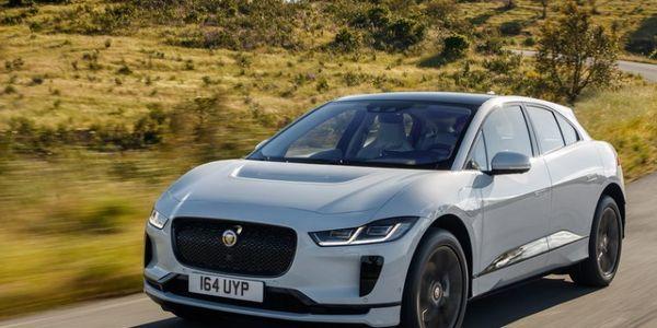 Jaguar I-Pace (Photo: Jaguar)