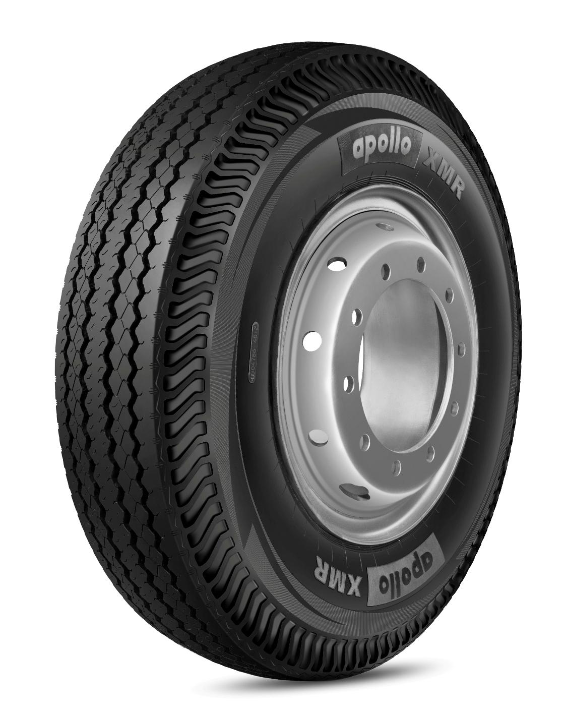 Apollo launches uniform bias commercial tire