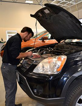 2018 Facts Issue: Automotive Service