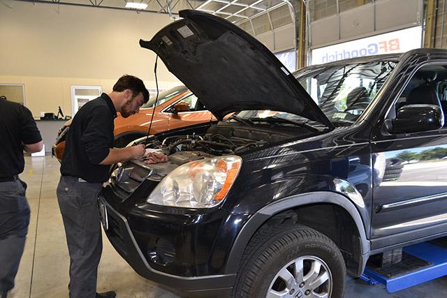 Automotive Service Survey Results