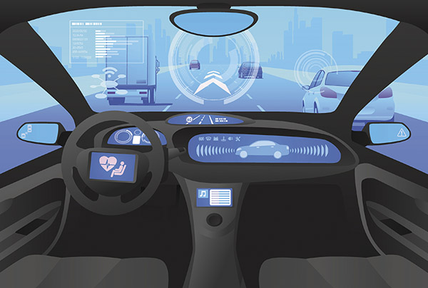 Are Autonomous Vehicles Ready for a Grand Entrance? No. Well, Maybe