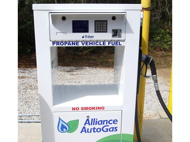 New propane fueling system offered for fleets