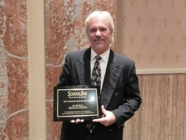For his efforts to effect positive changes in school transportation throughout his career,...